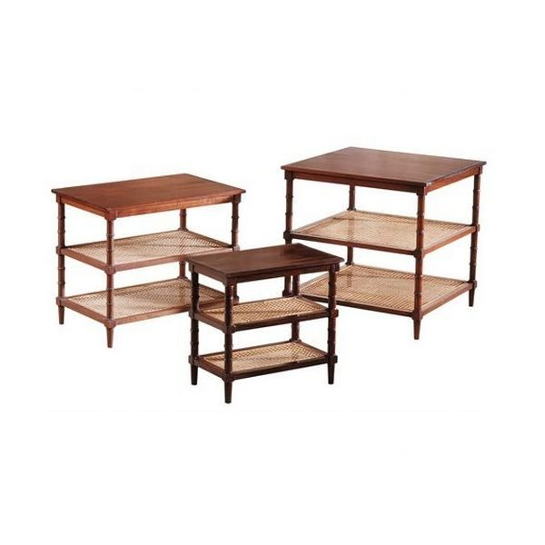 Bamboo Style Side Tables Surindo Furniture