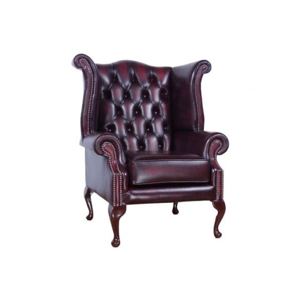 Indonesian Furniture Manufacturers Living Room Chesterfield Wingback